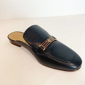 Tory Burch Amelia Backless Loafer Navy blue10.5